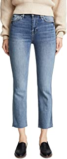 7 for All Mankind Women's Edie B(air) Authentic Raw Hem Jeans