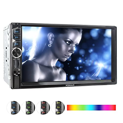 2 Din Android Car Stereo: Amazon co uk