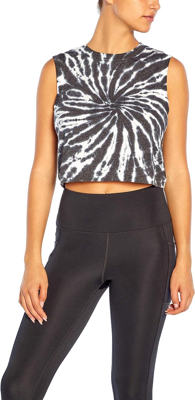 Jessica Simpson Sportswear Women's Perry Tie Dye Tank Top