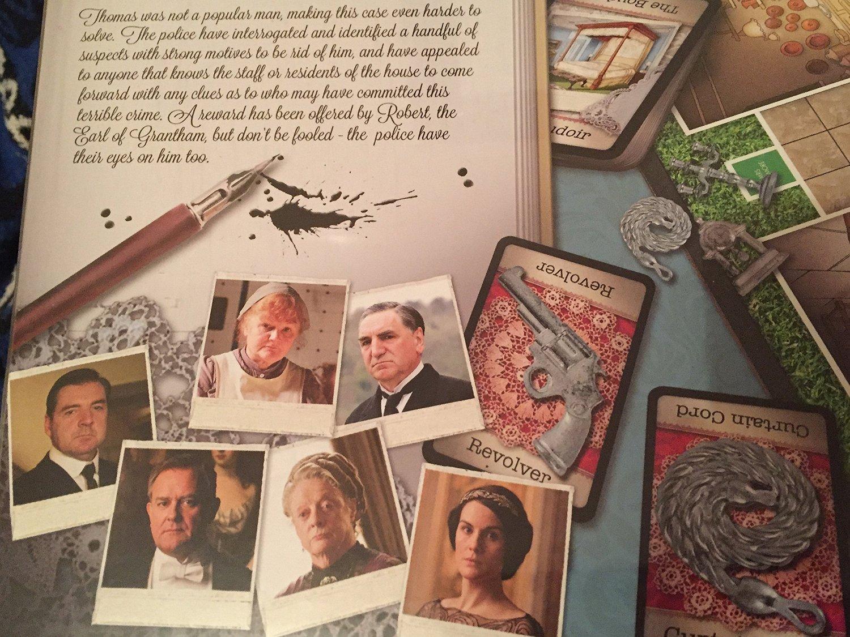 Cluedo - Downton Abbey Edition by Cluedo: Amazon.es: Juguetes y juegos