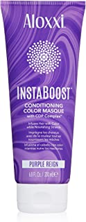 ALOXXI InstaBoost Color Depositing Conditioning Masque - Paraben & Gluten Free, 11 shades