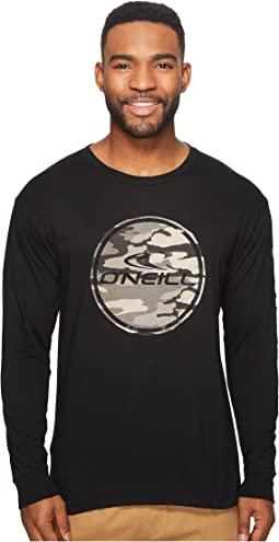 O'Neill - Boarder Long Sleeve Screen Tee