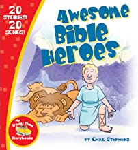 Awesome Bible Heroes (My Travel Time Storybooks)