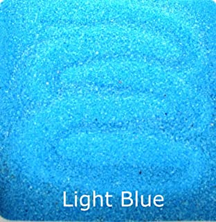 Activa Decorative Colored Sand - 25 Pounds - Light Blue
