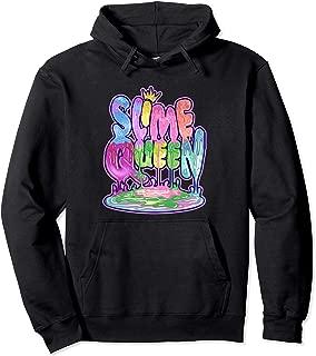 Slime Hoodie For Girls - Slime Queen Hoodie