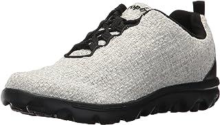 Propet Women's TravelActiv Woven Athletic Walking Shoe