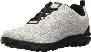 Propet Women's TravelActiv Woven Walking Shoe