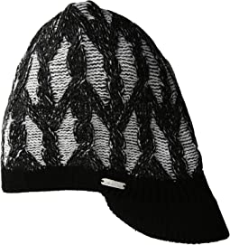 Calvin Klein - Plaited Cable Cabbie Hat