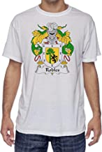 Robles Coat of Arms/Family Crest, Moister Wicking Sports T-Shirt
