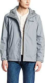Columbia Men's Watertight Ii Jacket, Grey, XX-Large