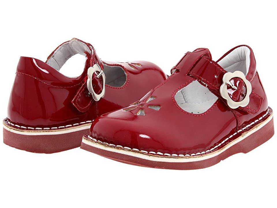 Kid Express Molly (Toddler/Little Kid/Big Kid) (Cherry Patent) Girls Shoes