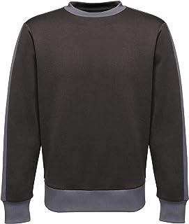 Regatta Men's Professional Contrast Crew Overhead Sweater Sweatshirt
