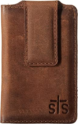 STS Ranchwear The Foreman Money Clip