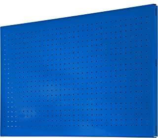 Simonrack 40231506008 Panel metálico perforado (1500 x 600 mm) color azul