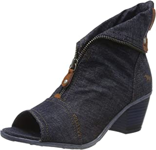 9360f414 MUSTANG Women's 1221-901-820 Open Toe Sandals