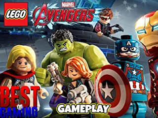 Clip: Lego Marvel's Avengers Gameplay - Best of Gaming!
