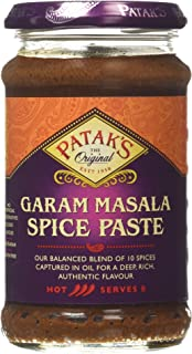 Pataks Garam Masala Paste 283 g (order 6 for trade outer)