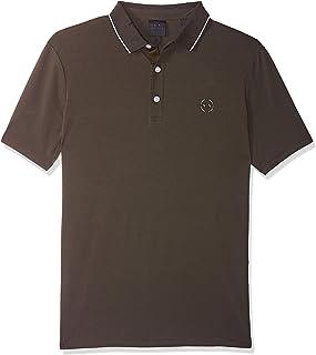 Armani Exchange Men's 8NZF70 Polo Shirt