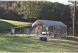 stone cottage tent