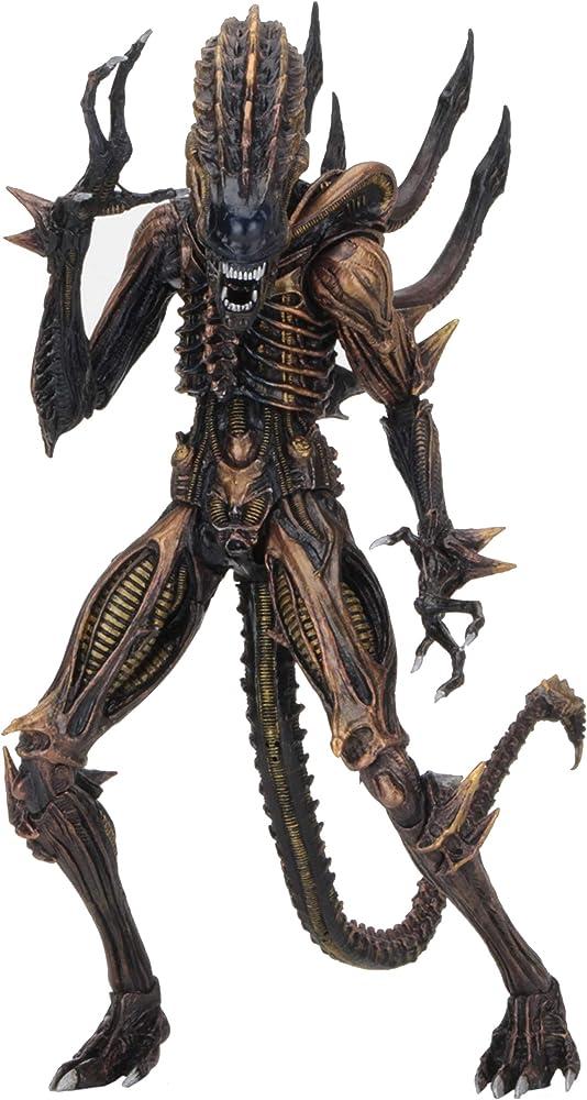 Neca , statua di alien , 18 cm , alien scorpion 51669