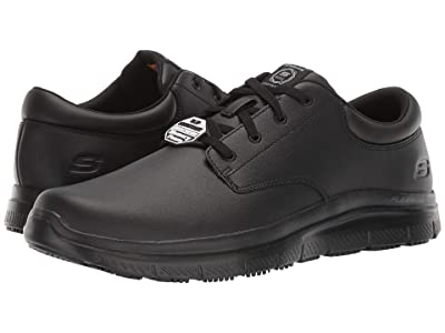 SKECHERS Work Flex Advantage SR Fourche (Black) Men