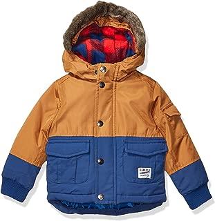 Osh Kosh Baby Boys 4-in-1 Heavyweight Systems Jacket Coat