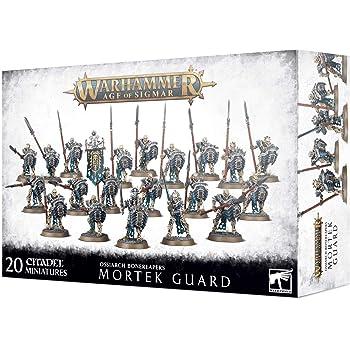Warhammer AoS - Ossiarch Bonereapers Mortek Guard