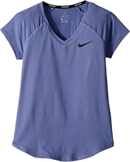 Nike Kids - Court Pure Tennis Top (Little Kids/Big Kids)