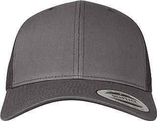 Flexfit Snapback Unisex Baseball-Mütze | Trucker Kappe Mesh Basecap,