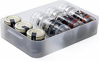 Sundis 4298004 Pure Box A5 Flat, Polypropylène, Transparent