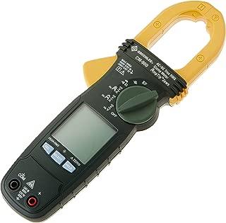 Greenlee CM-960 General Purpose Clamp Meter, AC/DC, 600-Amp