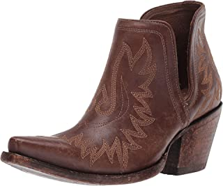 ARIAT womens Dixon boots, Brown, 8.5 US