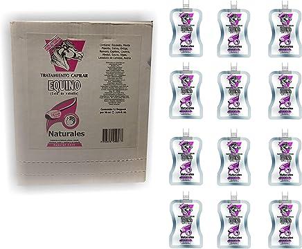 LISSIA-Equino Sobres/sachet Tratamiento 90ml/3.06oz Horse Tail Ttm. 12