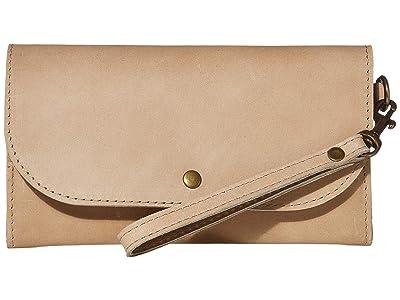 ABLE Mare Phone Wallet (Fog) Wallet Handbags