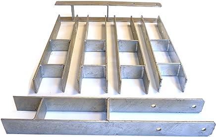 600tlg M2 304 Edelstahl Innensechskantschrauben Unterlegscheiben Sortiment