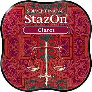 Stazon Midi Pad Claret