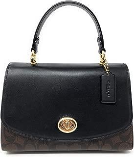 Coach Tilly Top Handle Satchel Handbag Purse F76620