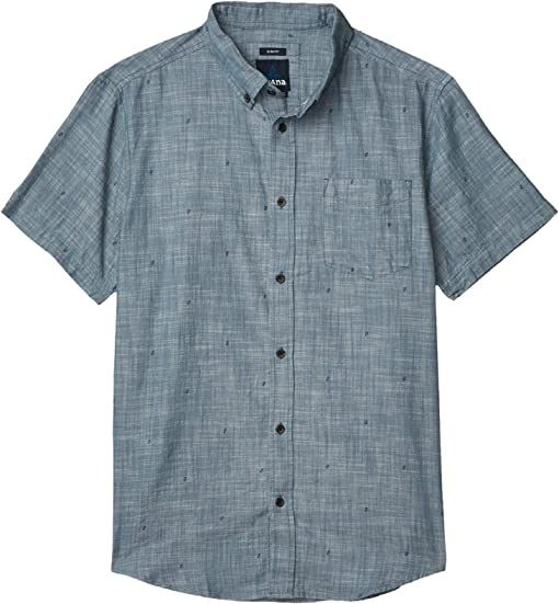 Nickel Bermuda Chambray