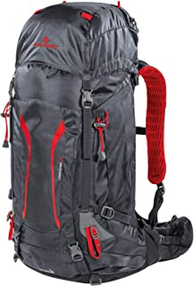 Ferrino unisex – vuxna finsterre ryggsäck, svart, 48 L