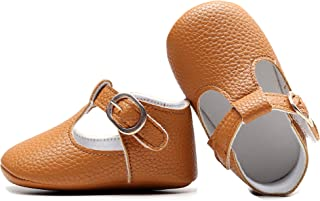 Amazon.com: Baby Girls' Mary Jane Flats