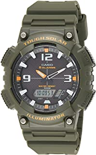 Casio Casual Watch Analog-Digital Display Quartz For Men