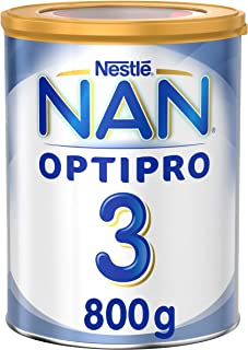 Nestle NAN OPTIPRO Stage 3, 1 to 3 Years, Powder Milk Tin, 800gm (Pack of 1)