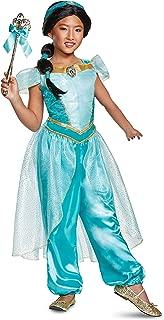 Aladdin Deluxe Jasmine Costume for Girls
