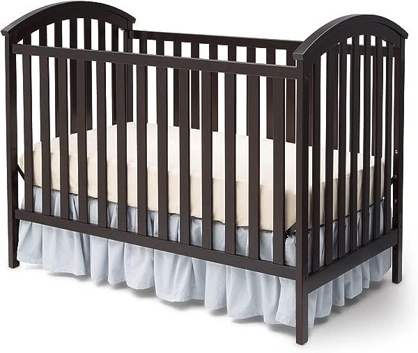 Delta Children Arbour 3 In 1 Crib Dark Chocolate