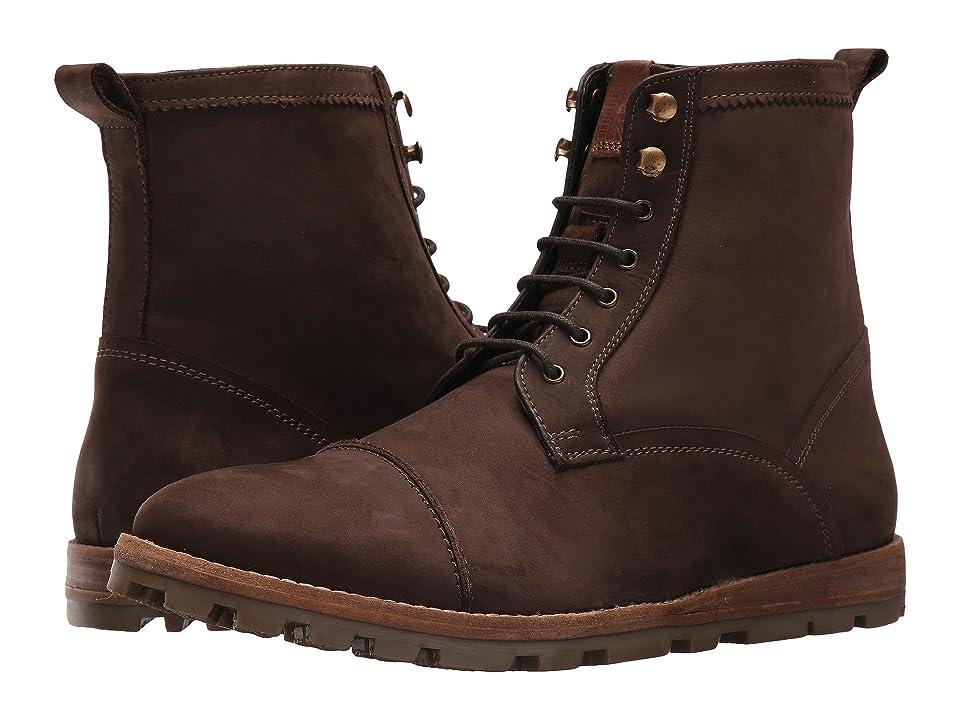 Ben Sherman Andrew Tall Boot (Brown) Men