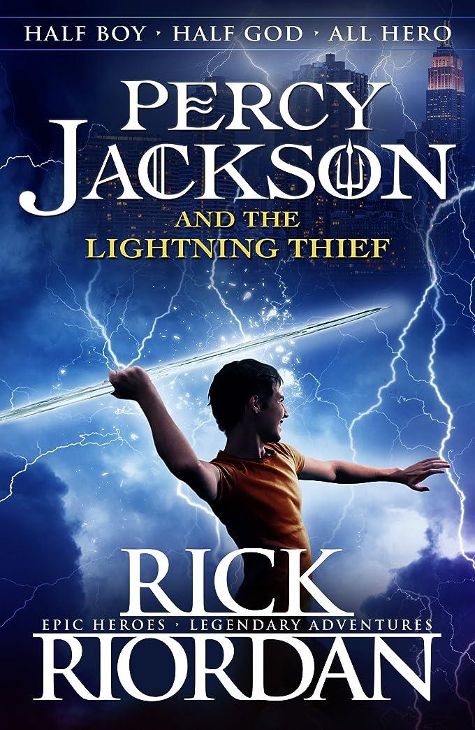 葉っぱ皮捕虜Percy Jackson and the Lightning Thief (Book 1) (Percy Jackson And The Olympians) (English Edition)