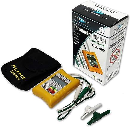 Terrômetro/miliohmímetro Digital TPA2000 COM certificado. Ficou Fácil Medir Spda, Veja!!!