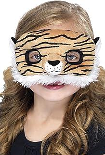 [Smiffy]Smiffy's Kids Tiger Plush Mask by 39957 [並行輸入品]