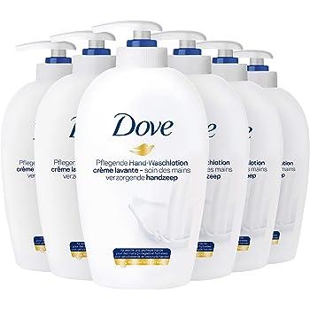 Dove Jabón para manos dispensador, con 1/4 de crema hidratante ...