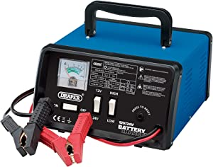 Draper BCD11 10 3 Battery Charger  12 24
